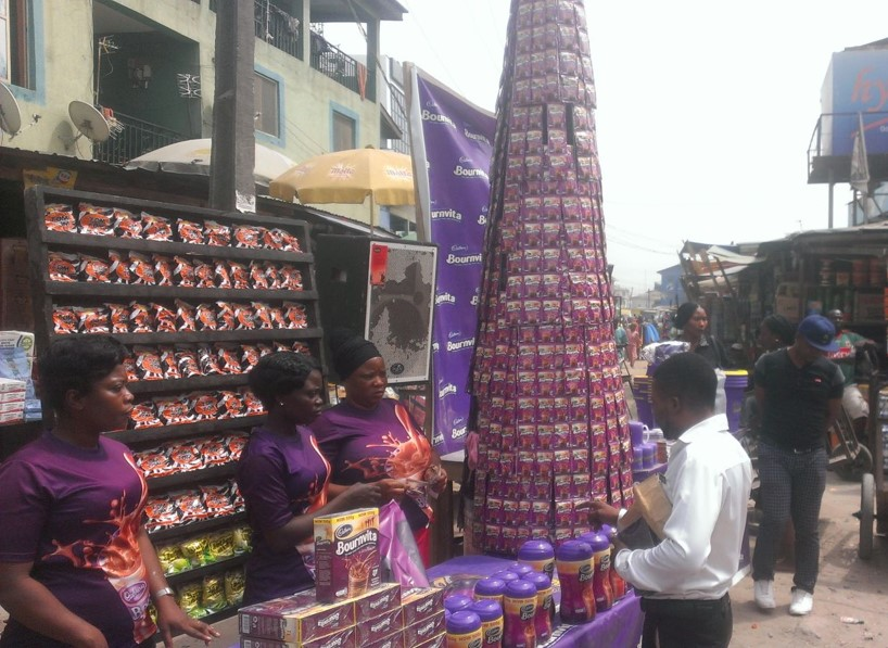 CADBURY OPEN MARKET SHOPPER DELIGHT ACTIVATION (2)