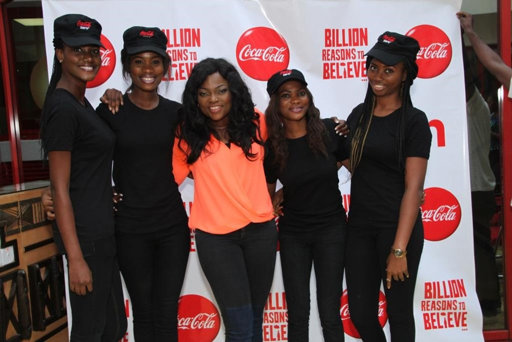 COCA-COLA BILLION REASONS TO BELIEVE (INTERNAL LAUNCH) (1)