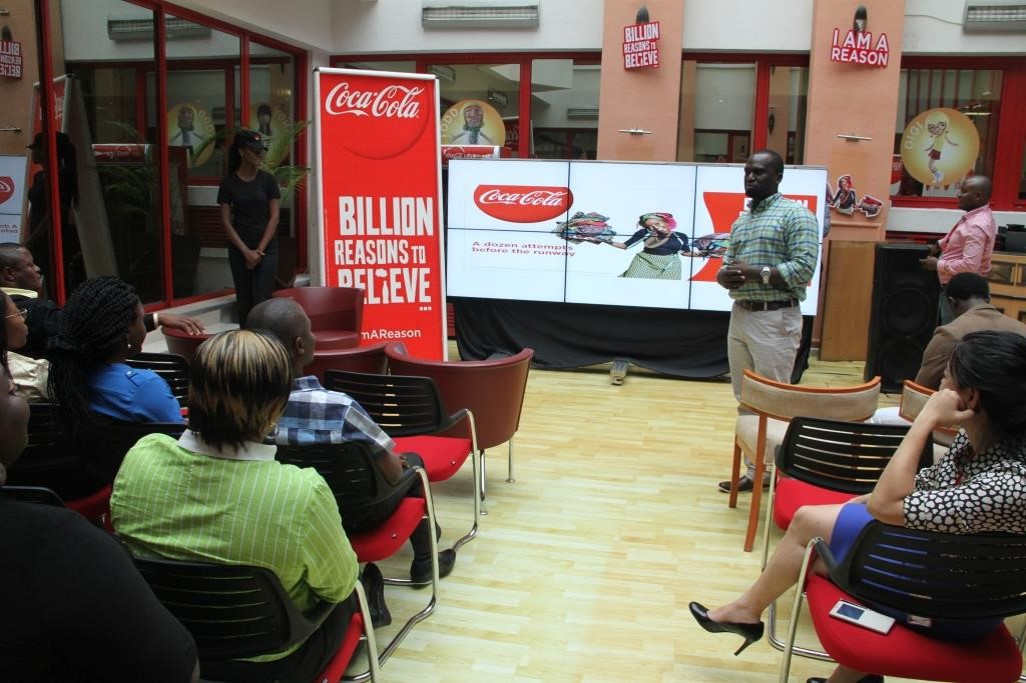 COCA-COLA BILLION REASONS TO BELIEVE (INTERNAL LAUNCH) (3)