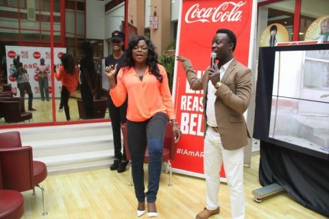COCA-COLA BILLION REASONS TO BELIEVE (INTERNAL LAUNCH) (4)
