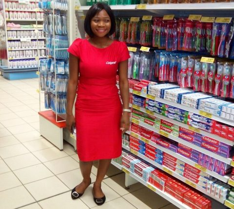 COLGATE IN-STORE ACTIVATION (1)